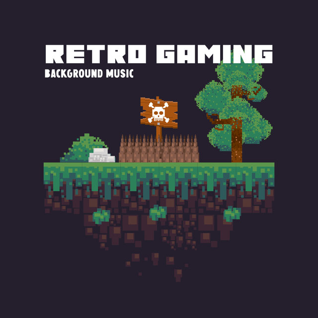 Retro Gaming Background Music: Jazz for Players