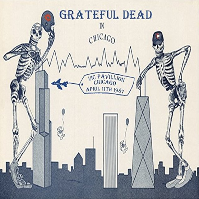 UIC Pavillion, Chicago, April 11th 1987 (Live Radio Broadcast)