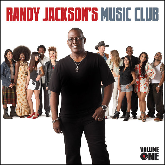 Randy Jackson's Music Club, Volume One (Japan)