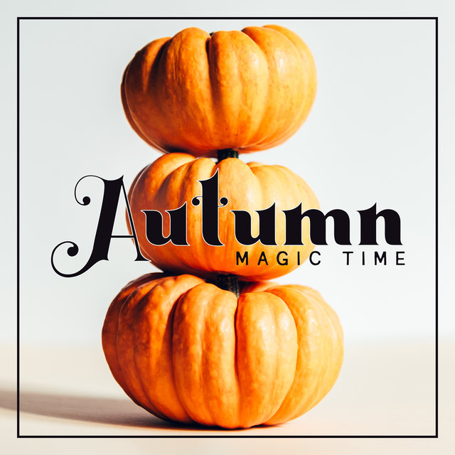 Autumn Magic Time - Late Coffee and Great Mood with Friends