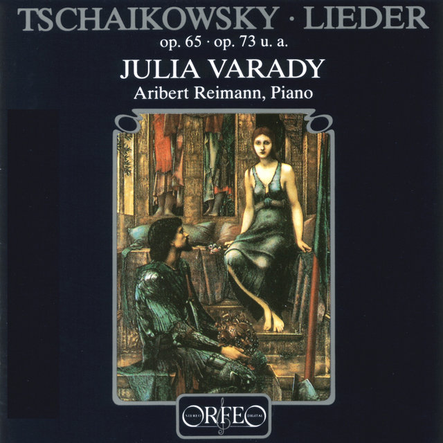 Tchaikovsky: Vocal Works