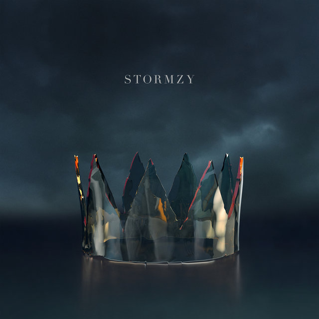 Cover art for album Crown by Stormzy