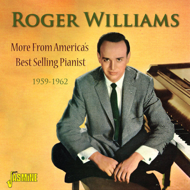 More from America's Best Selling Pianist, 1959-1962