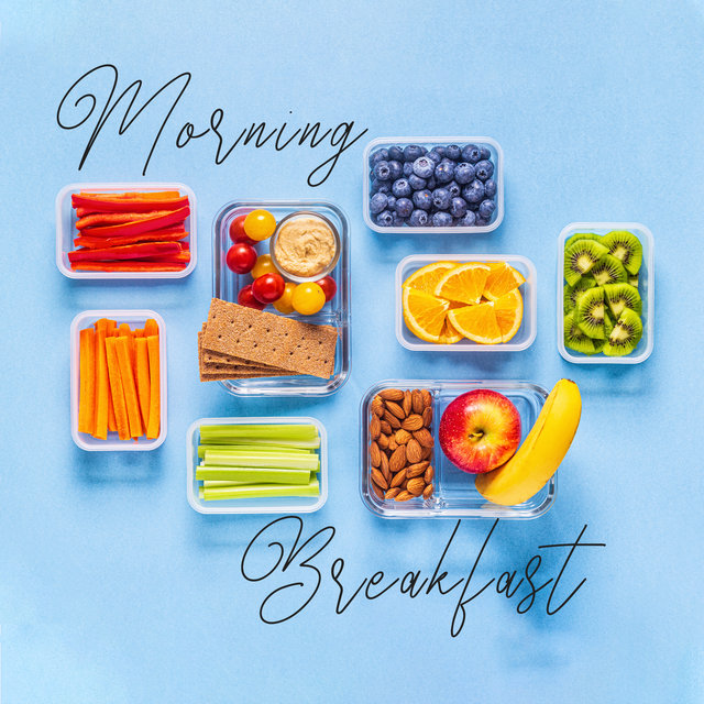 Morning Breakfast – Relaxing BGM for Relaxing Days, Jazz Music, Meal Time