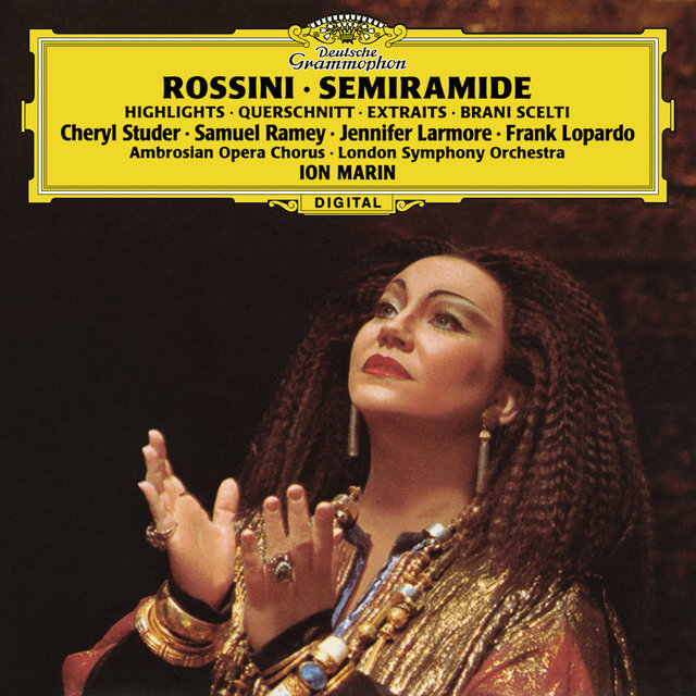 Rossini: Semiramide - Highlights