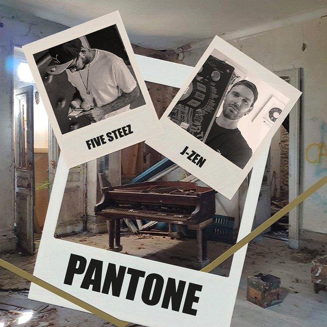 Cover art for album Pantone by Five Steez, J-Zen