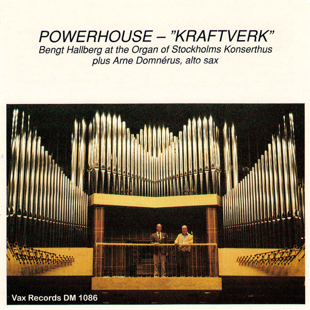 "Powerhouse – ""Kraftverk"" (Remastered)"