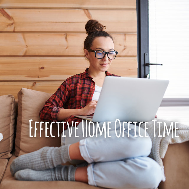 Effective Home Office Time – Jazz Music Collection for Better Concentration