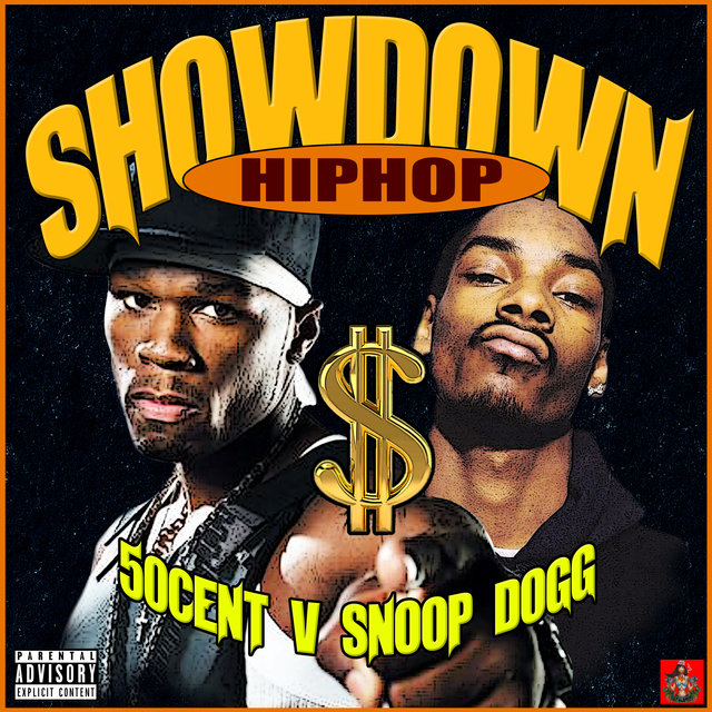 Hip-Hop Showdown - 50 Cent v Snoop Dogg