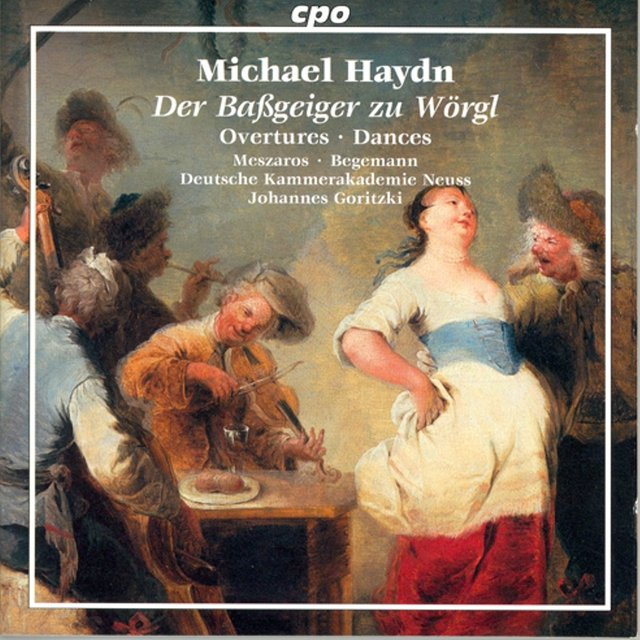 Haydn, M.: Overtures and Dances