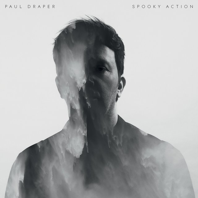 Cover art for album Spooky Action by Paul Draper