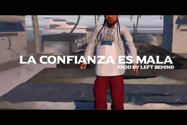 La Confianza es Mala (Official Video)