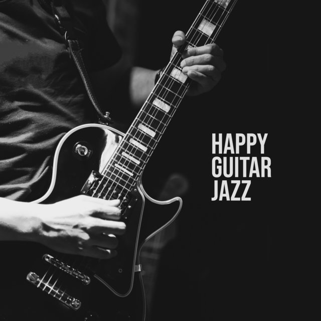 Happy Guitar Jazz (Music for Morning Coffee, Bossa Nova Pieces in the Background, New Orleans)