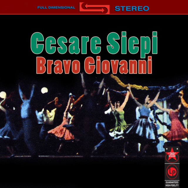 Bravo Giovani (original Broadway Cast Recording)