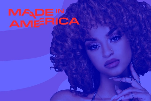 Live at Made In America 2019