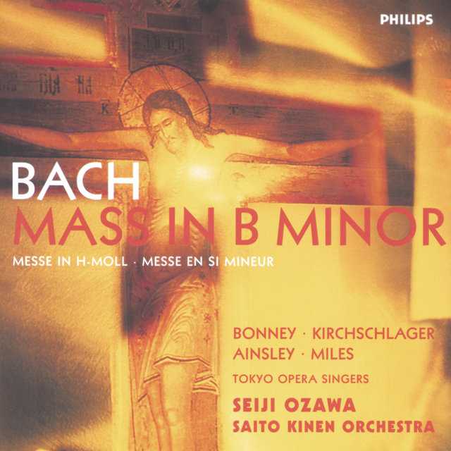 Bach, J.S.: Mass in B minor, BWV232