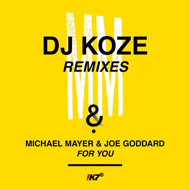 For You (DJ Koze Mbira Remix)