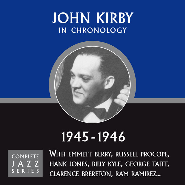 Complete Jazz Series 1945 - 1946