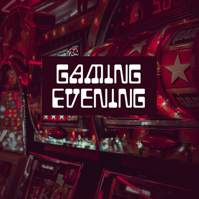 Gaming Evening – Vintage Jazz Melodies for Board Games, Charades, Meetings with Friends, Social Games and a Game Evening