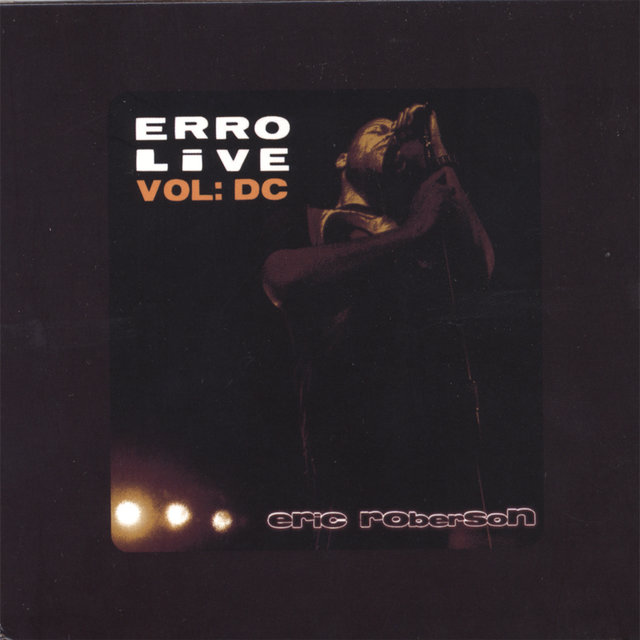 Erro Live Vol: DC; DVD/CD Set (USA - Canada Region)