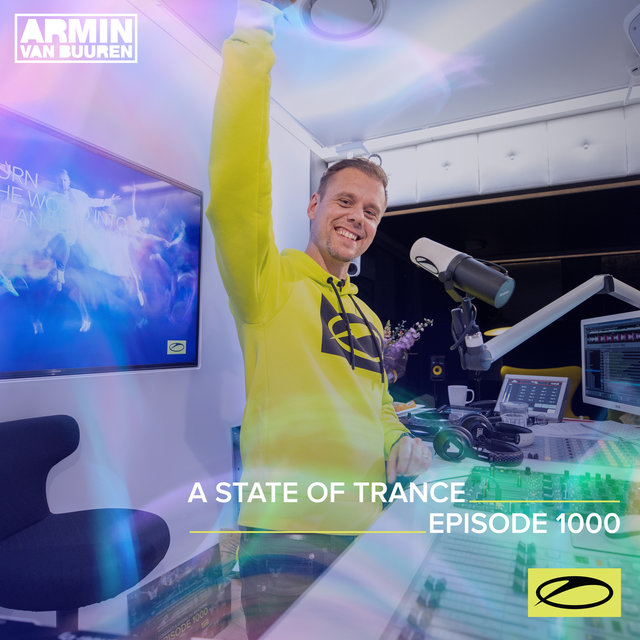 ASOT 1000 - A State Of Trance Episode 1000