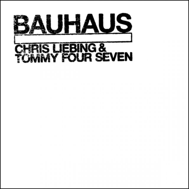 Chris Liebing and Tommy Four Seven
