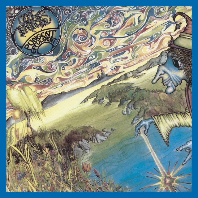 Cover art for album Pungent Effulgent (2020 Ed Wynne Remaster) by Ozric Tentacles