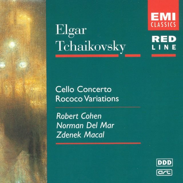 Cello Concerto/Variations On A Roccoco Theme
