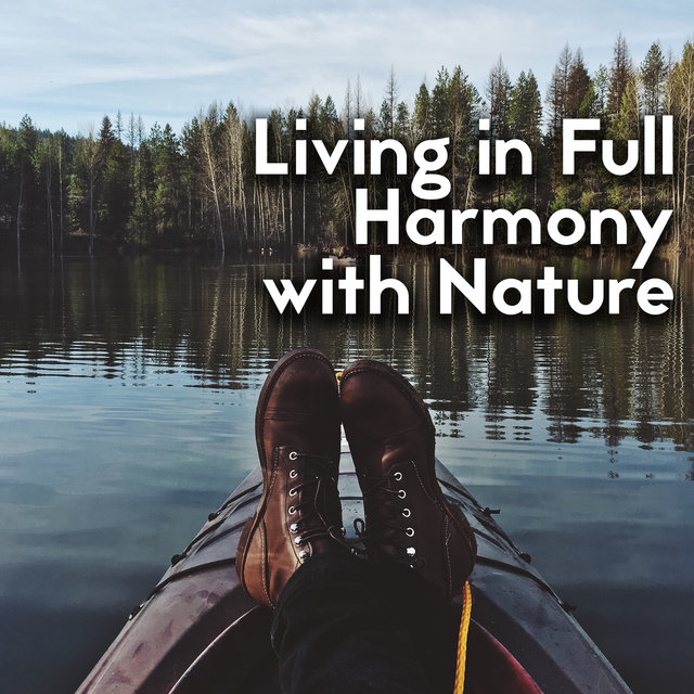 Living in Full Harmony with Nature - 15 Beautiful Soundscapes That Will Make You Feel at One with Mother Nature and Deeply Relax, Ambient New Age Music, Total Comfort, Positive Mind