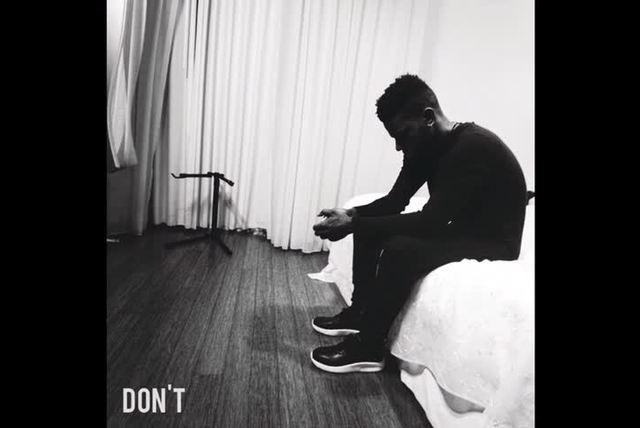 Don't (Official Audio)