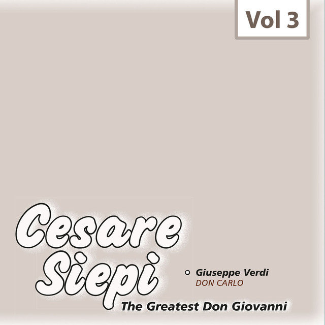 The Greatest Don Giovanni, Vol. 3