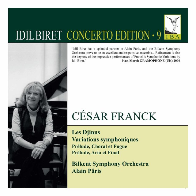 Biret Concerto Edition, Vol. 9