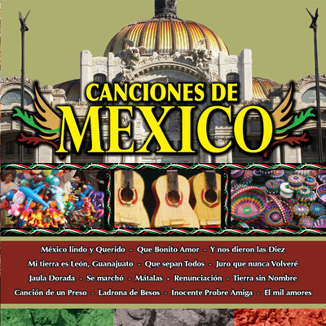 Canciones de Mexico Vol. VII