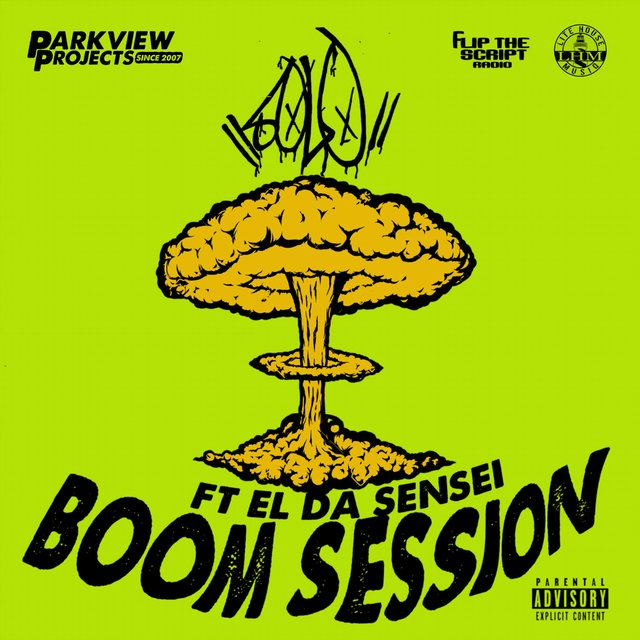 Boom Session (feat. El Da Sensei)