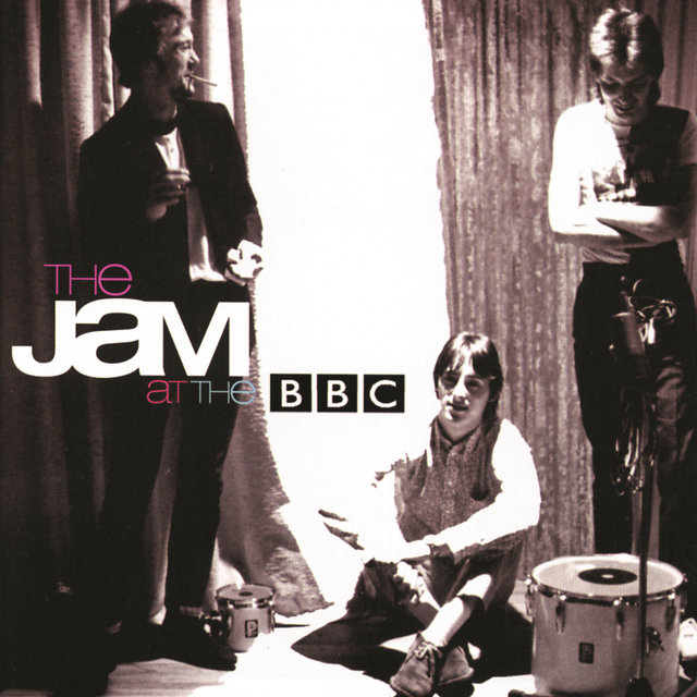 The Jam At The BBC