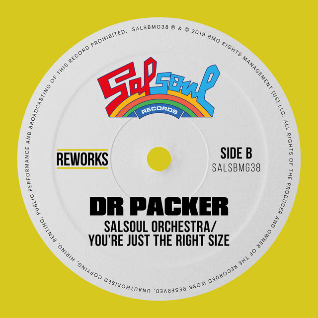You're Just The Right Size (Dr Packer Rework)