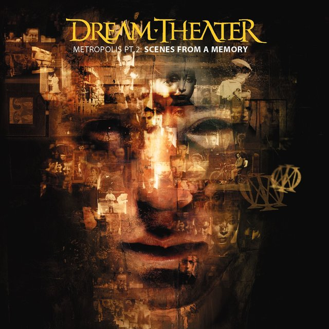 Cover art for album Metropolis, Pt. 2: Scenes from a Memory by Dream Theater