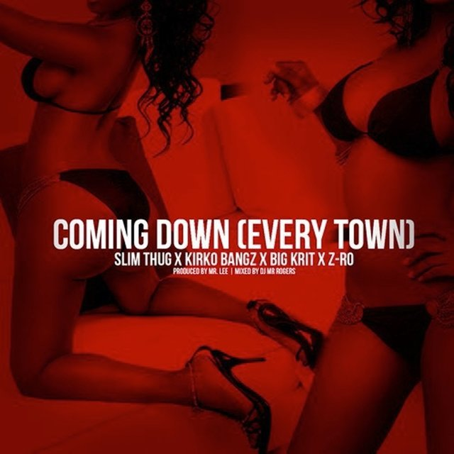 Coming Down (feat. Z-Ro, Big K.R.I.T. & Kirko Bangz) - Single