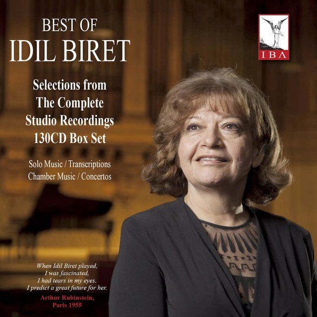 Best of İdil Biret: Selections from the Complete Studio Recordings