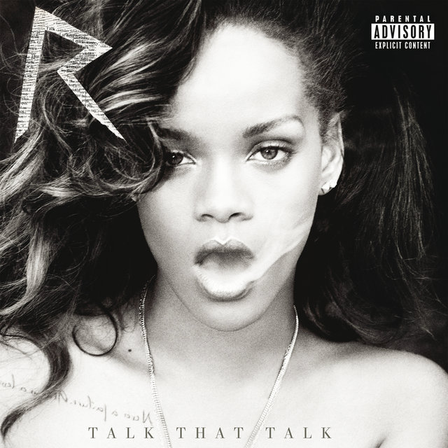Cover art for album Talk That Talk (Deluxe) by Rihanna