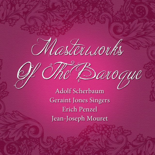 Masterworks Of The Baroque