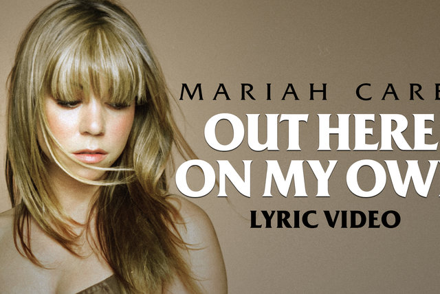 Out Here On My Own (Official Lyric Video)