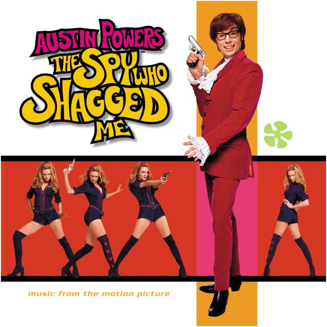 Austin Powers: The Spy Who Shagged Me Soundtrack