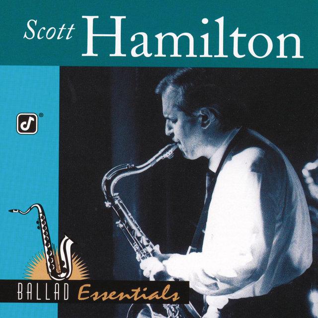 Cover art for album  by Scott Hamilton