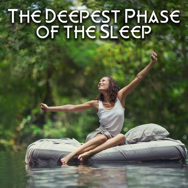 The Deepest Phase of the Sleep - Collection of Soothing Nature Sounds Perfect to Listen to Before Going to Sleep, Moon Shadow, Silence Song, Dream