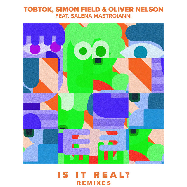 Is It Real? (feat. Salena Mastroianni) [Remixes]