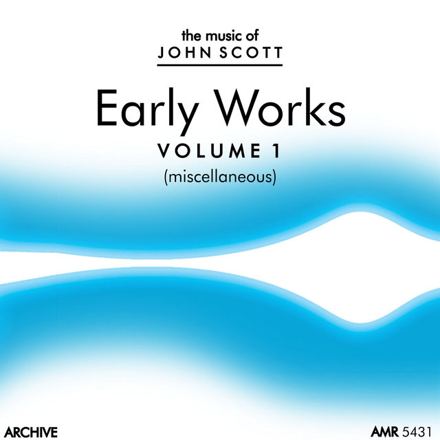 John Scott Early Works, Vol. 1