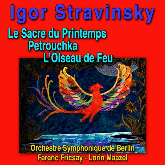 Stravinsky: Major Works