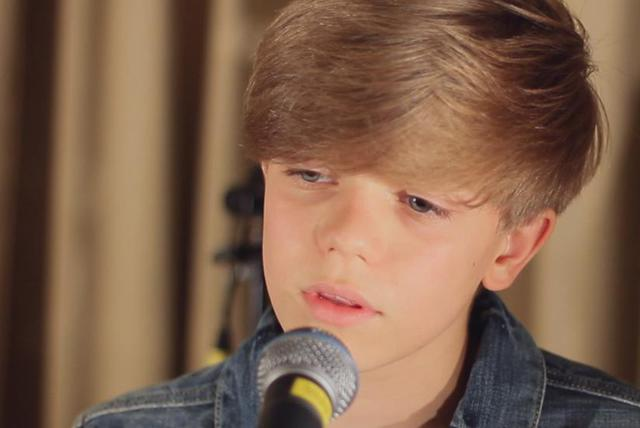 Ronan Parke Sings: Make You Feel My Love ((Acoustic Version) [Live])