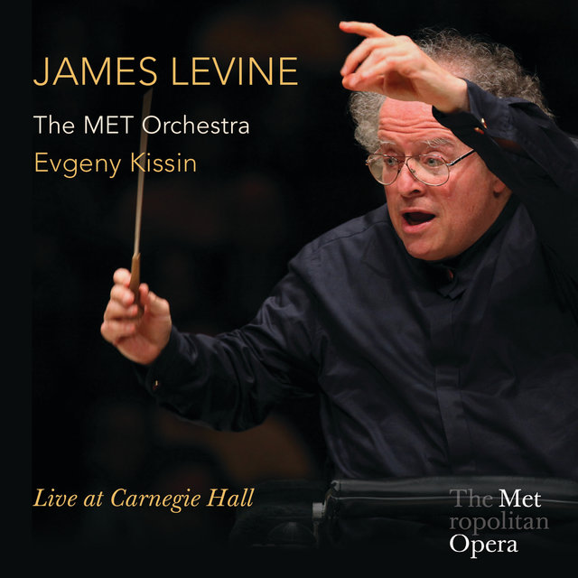 James Levine - Live At Carnegie Hall